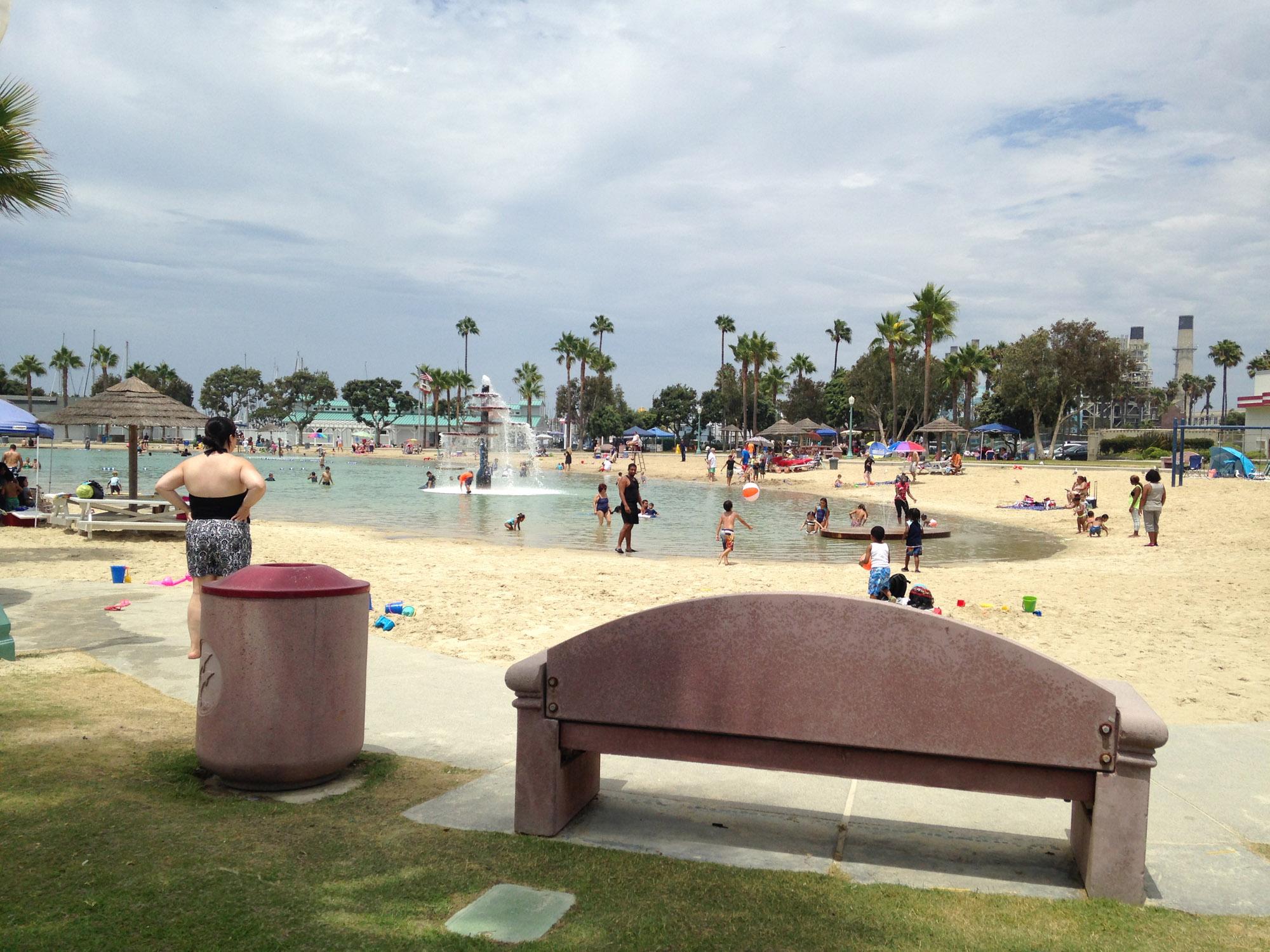 Seaside Lagoon