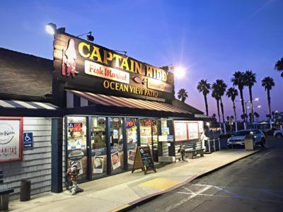 Captain Kidds in Redondo Beach